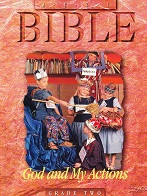 ACSI Bible: God and My Actions, Grade Two