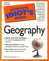 Complete Idiot's Guide to Geography