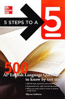 AP English Language 500 Questions to Know by Test Day