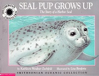 Seal Pup Grows Up: Story of a Harbor Seal
