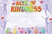 Acts of Kindness Anytime Awards