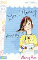Dear Nancy, answers ot letters from girls like you