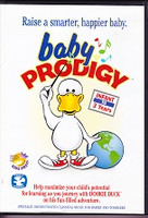 Baby Prodigy DVD: Infant to 3 Years