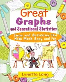 Great Graphs and Sensatonal Statistic: Games & Activities