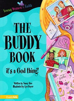 Buddy Book, it's a God thing!