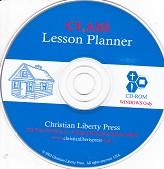 CLASS Lesson Planner, CDRom Version
