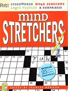 Reader's Digest Mind Stretchers, more than 25 tips for better memory