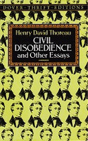 Civil Disobedience and Other Essays (LOLK01836)