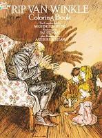 Rip Van Winkle Coloring Book (SLL07295m)