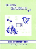 Singapore Primary Mathematics 2A Home Instructor Guide (SOL00396)