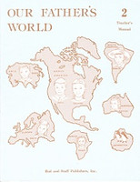 Our Father's World 2, Teacher Manual (SOL03330)