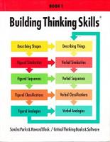 Building Thinking Skills, Book 1, Set (SOLAR08321)