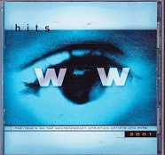 WOW Hits 2001 2 CD Set, the Year's 30 Top Christian Songs