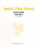 Suzuki Flute School, Piano Part, Volume 3