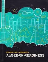 Prentice Hall Mathematics, Algebra Readiness; student text