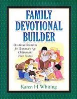 Family Devotional Builder, devotional resource