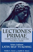 Artes Latinae Latin Self-Teaching, Level One Reader Teacher