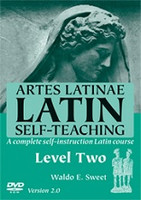 Artes Latinae Latin Self-Teaching, Level Two Set