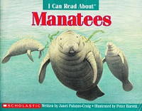 I Can Read About Manatees