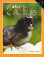 Building Spelling Skills, 2d ed., Book 2