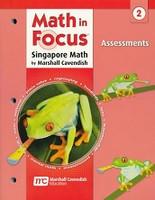 Singapore Math: Math in Focus 2, Assessments