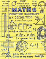 Teaching Textbooks Math 6 Answer Booklet