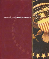 American Government 12, 2d ed., student