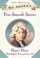 Five Smooth Stones, Hope's Diary