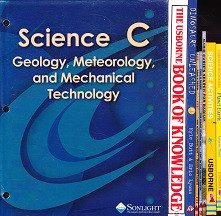 Sonlight Science C Books & Instructor Guide Set