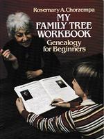 My Family Tree Workbook, Genealogy for Beginners