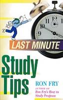 Last Minute Study Tips