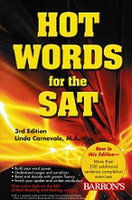 Barron's Hot Words for the SAT, 3d ed.