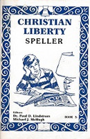Christian Liberty Speller, Book 5