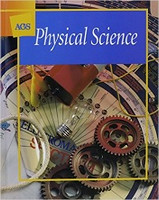 AGS Physical Science 3 Books Set