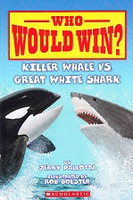 Who Would Win? Killer Whale vs. Great White Shark
