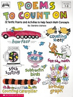 Poems to Count On, Grades 1-3, to Teach Math Concepts