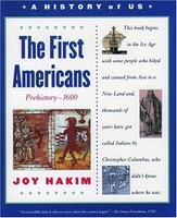 First Americans, Prehistory-1600, Book 1, revised 3d ed.