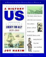 Liberty for All?, 1820-1860, Book 5, revised 3d ed.