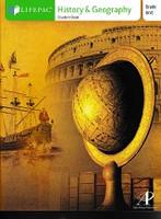 History & Geography 10, Lifepacs 1-9 Set