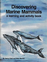 Discovering Marine Mammals, a learning and activity book