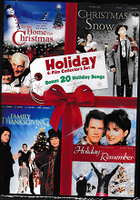 Holiday 4 Film Collector's Set, Bonus 20 Holiday Songs