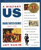 Making Thirteen Colonies, 1600-1740; Book 2, revised 3d ed.