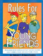 Rules for Young Friends: Training Manual for Children