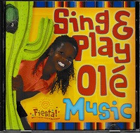 Fiesta Sing & Play Ole Music