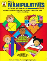 Using Manipulatives Book II, Grades K-4