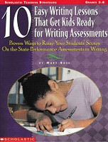 10 Easy Writing Lessons, Ready for Writing Assessments