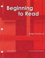 Sonlight's Beginning to Read Instructor Guide & Notes