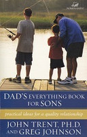 Dad's Everything Book for Sons, Practical ideas