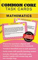 Common Core Task Cards, Math Grade 6