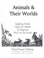 WinterPromise Animals & Their Worlds Teacher Guide